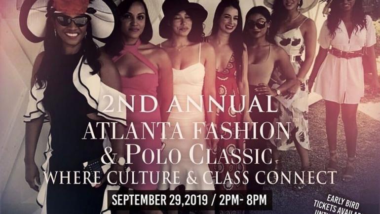 2nd Annual Atlanta Fashion & Polo Classic