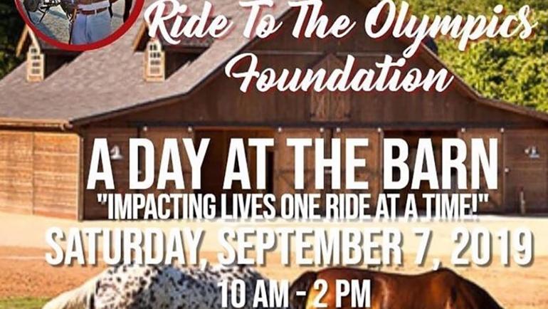 Day at the Barn