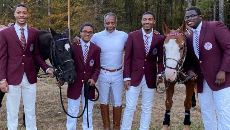 Morehouse College to create the first ever HBCU polo team